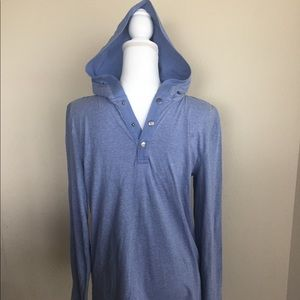 Michael Kors mens pullover with hoodie. Size small